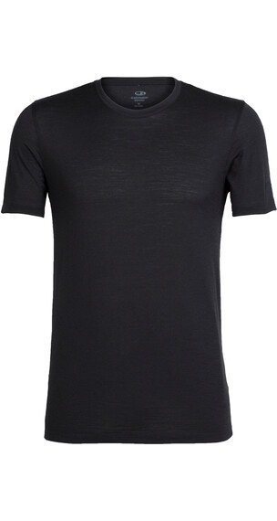 Icebreaker Tech Lite t-shirt Heren zwart